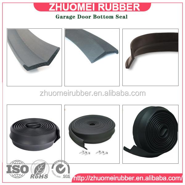 Custom Garage Door Bottom Seal Replacement Rubber Kit