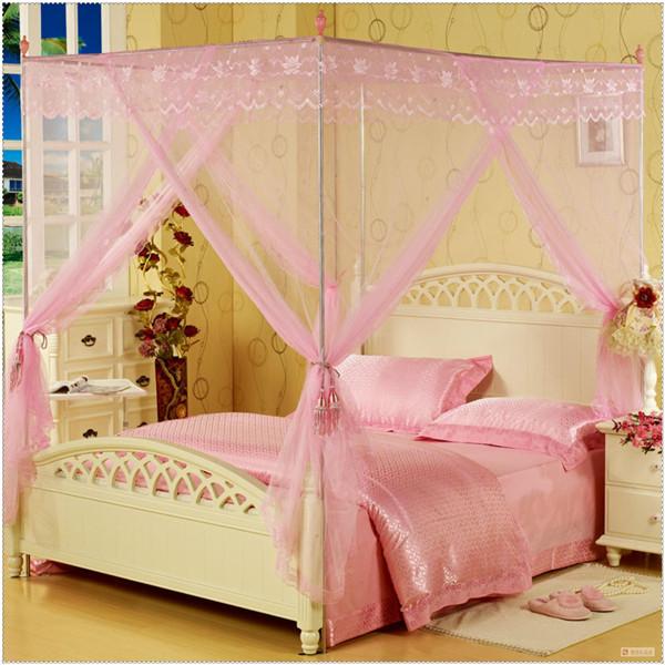 China Top Ten Selling Produkte Lila Prinzessin Bett Baldachin Moskitonetz Für  Mädchen Bett