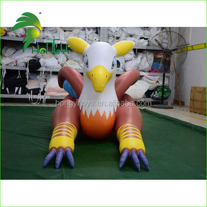 Hongyi Brand Inflatable Griffin Cartoon Character For Kids