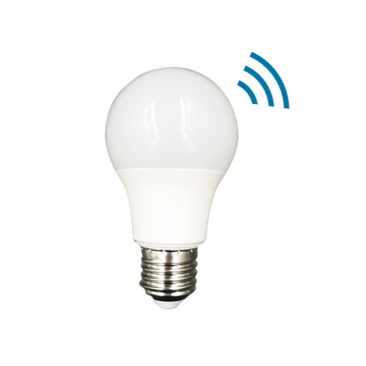Energy Saving Intelligent <strong>Smart</strong> Sensor <strong>Led</strong> Light <strong>Bulb</strong> E27 B22 A60 <strong>Led</strong> <strong>Bulbs</strong> 7w 9w 12w Motion Sensor <strong>Led</strong> <strong>Bulb</strong>