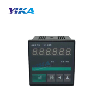 YIKA JM72S JC72S Type Preset Meters length digital counter meter