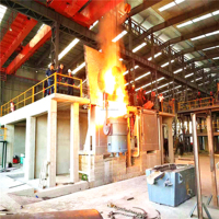 High Frequency Power Small Small Size New Factory Sale Induction Furnace for Melting Copper Scrap Smelter