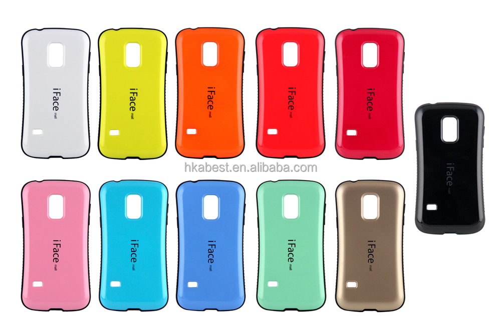 official photos 2bb51 aef08 For Samsung Galaxy S5 Mini G800 G870 Mobile Phone Cover Case,Iface Mall  Tpu+pc Cover Cases - Buy Cover Case For Samsung S5 Mini,Mobile Phone Case  For ...