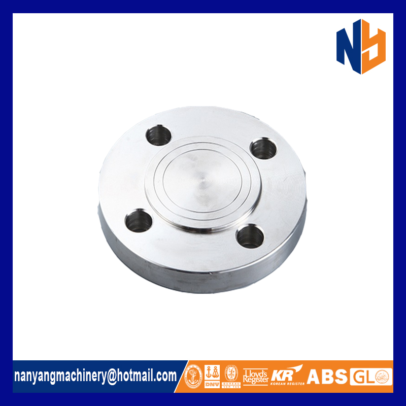 Price of double blind spectacle flange