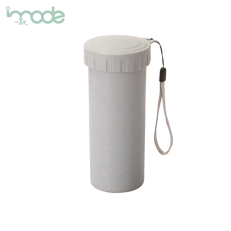 IMODE design Eco-Friendly Non-toxic long bamboo drinking cup