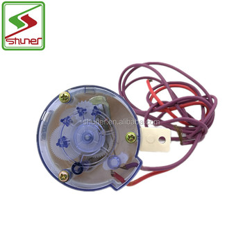 Mechanical 2 Wires Dxt 5 Washing Machine Spin Timer - Buy Washing Machine  Timer Price,Washing Machine Timer Dxt 5,Washing Machine Parts Product on