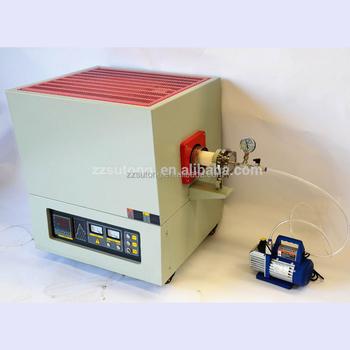 1600c Labor Vakuumröhre Atmosphäre Hochtemperaturofen Inertgas ...