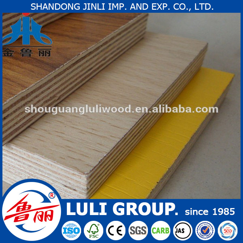 high quality marine plywood board made by China luligroup