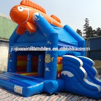 2019 New Cheap Inflatable Nemo Bouncy Castle,Juegos Infantiles