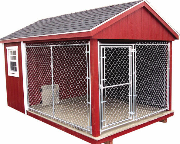 New product cheap chain link dog kennelsoutdoor dog fence for Affordable dog kennels