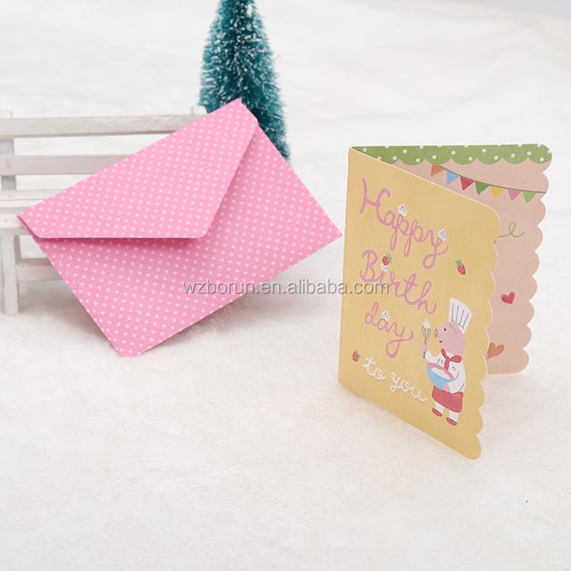 Customized Creative Cartoon Invitation Card Birthday Birthday Greeting Card Baby Greeting Card Buy Cartoon Invitation Card 3d Greeting Card Baby