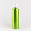 700ml empty metal aluminum cosmetic bottle aluminum beverage bottle