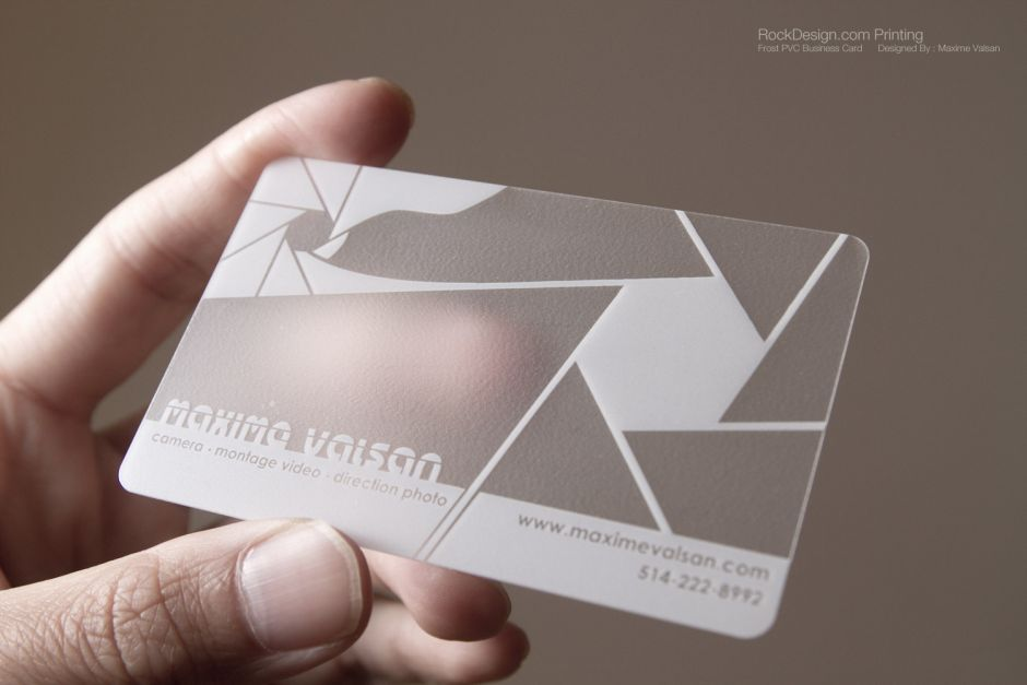 Plastic PVC Business Card|Alibaba.com
