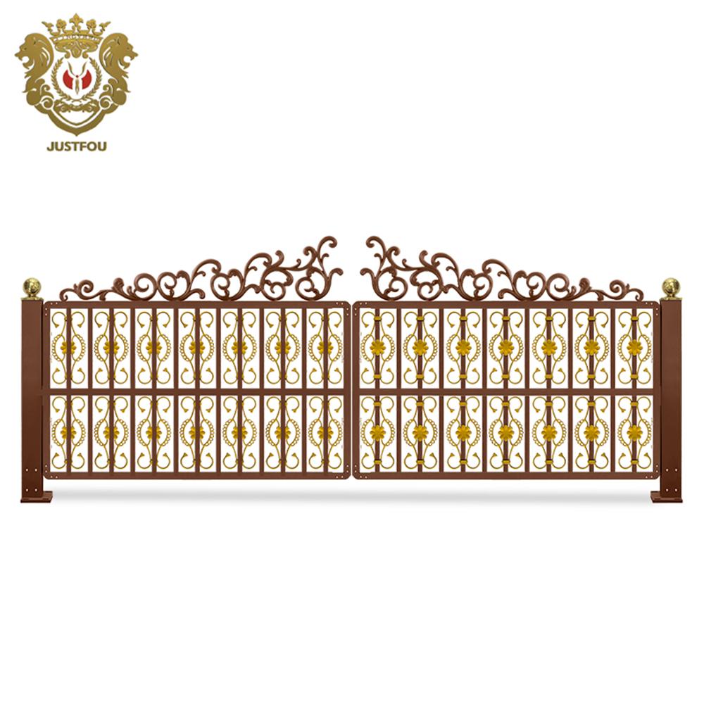 Beautiful House Automatic Gate Design, Beautiful House Automatic ...