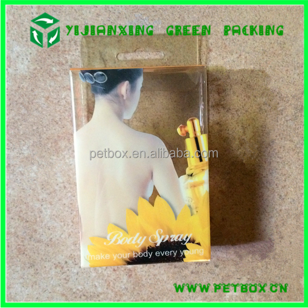 Plastic packaging for organic handmade bath and beauty products