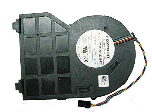 Dell Genuine Optiplex 390 790 990 Computer Heatsink and Fan Combo SFF 0J50GH 0637NC PVB120G12H-P01