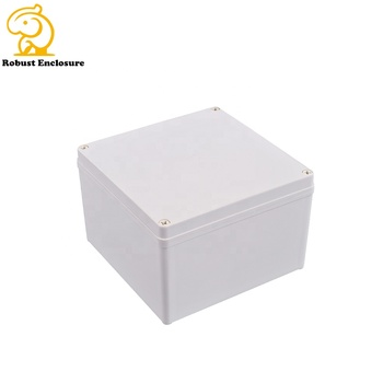 200*200*130mm ABS Plastic Battery Enclosure IP65 Electronic Outdoor Project Enclosure Junction Box