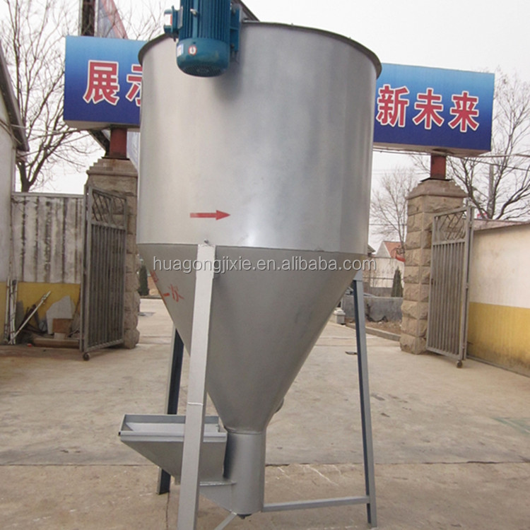 Supply Cone Mixer Double Helix Conical Mixer Cone Dry Powder Mixer Manufacturer