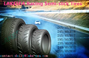 Zestino/lakesea Slick Tires 245/40/17 Racing/drift Tire Utqg 60 ...