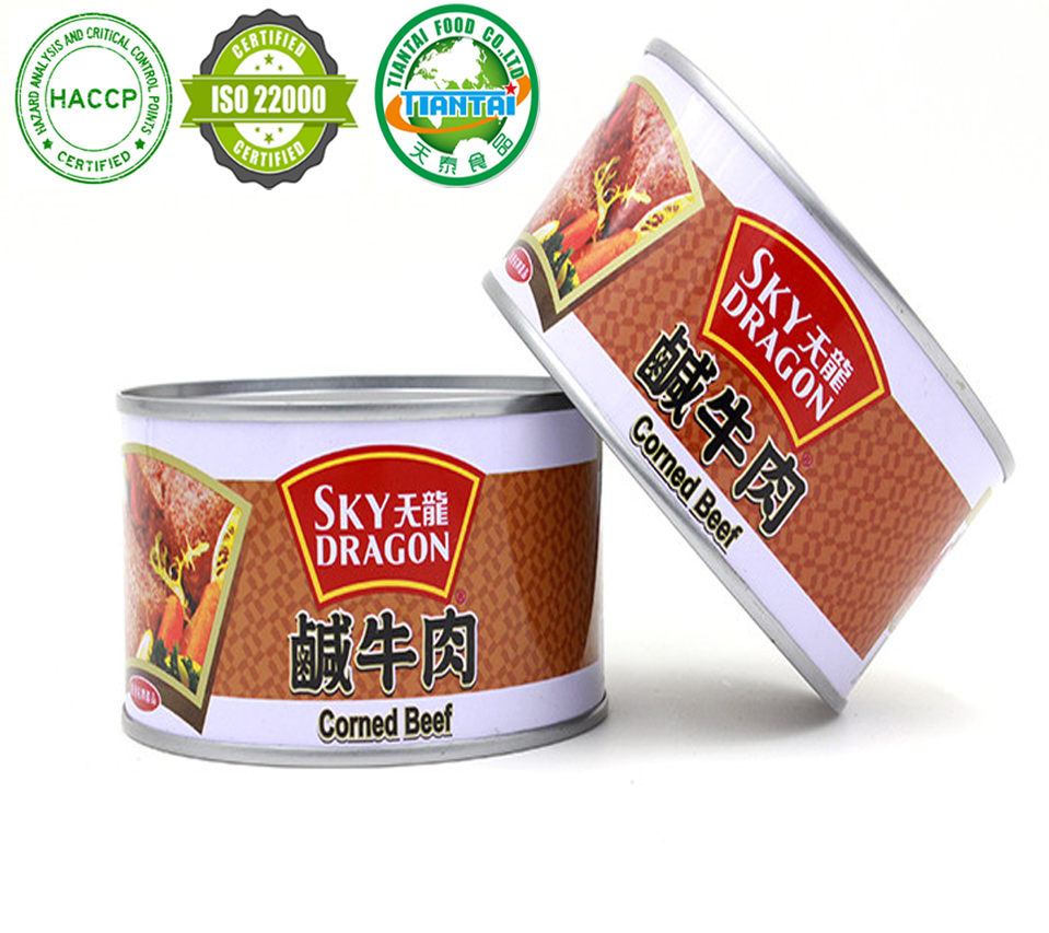 Halal Meat canned meat Wholesale Canned Corned Beef