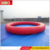 Best quality inflatable tent float trampoline with a pool above swimming pool in china
