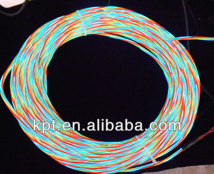 Diy Whole Sale Glow Light El Wire For Clothes,Costume,Usb Chasing ...