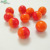 0.5 Inch tầm cỡ orange red paintball bullets