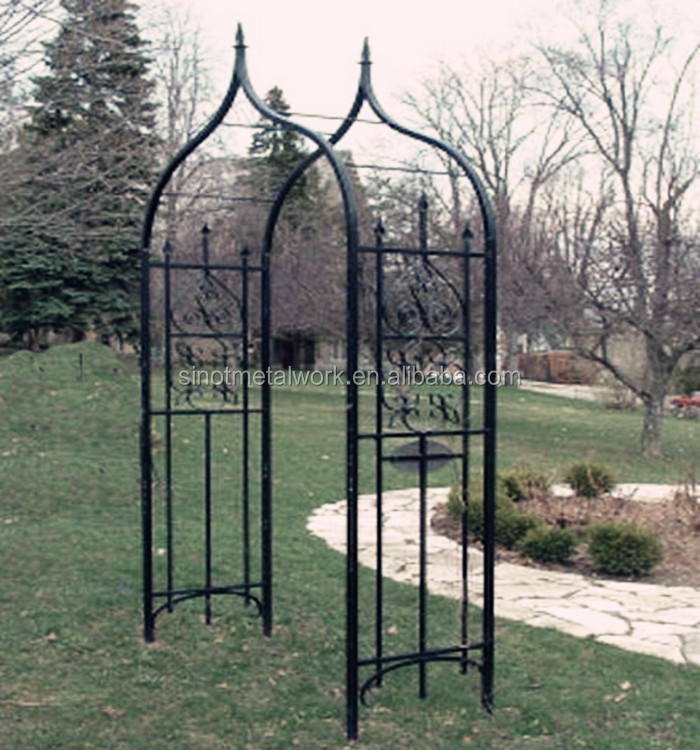 Pergolas de hierro baratas beautiful prgolas de hormign for Pergolas de hierro para jardin