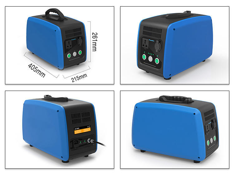 portable 110v battery pack