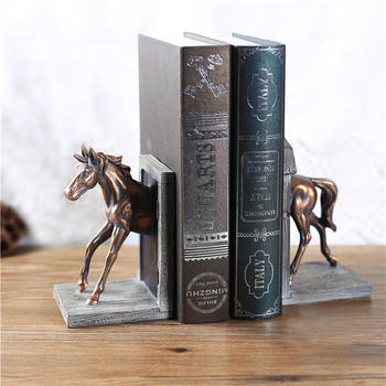 Factory Direct Resin Horse Animal Bookend Agate Book Ends - Buy Agate  Bookends,Animal Bookend,Resin Bookend Product on Alibaba com