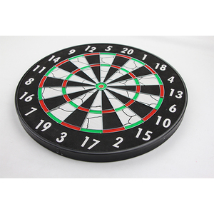Get $500 coupons Hotsale children darts sets/Two Sided Bullseye Game/Safety Dart Board Kids Family Leisure Sport