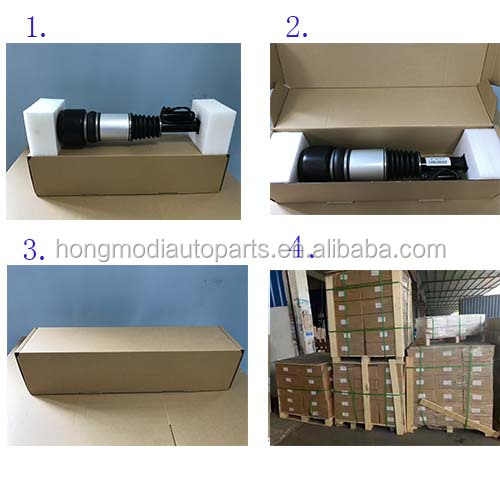 Mercedes W220 Air Suspension Shocks For Mercedes S Class W220 S280 S320 OEM2203202438 2203205113