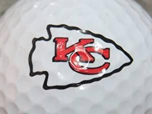 Get Quotations · (36) 3 Dozen Kansas City Chiefs NFL Logo Titleist Pro V1  AAAAA   MINT 951fe3f9a