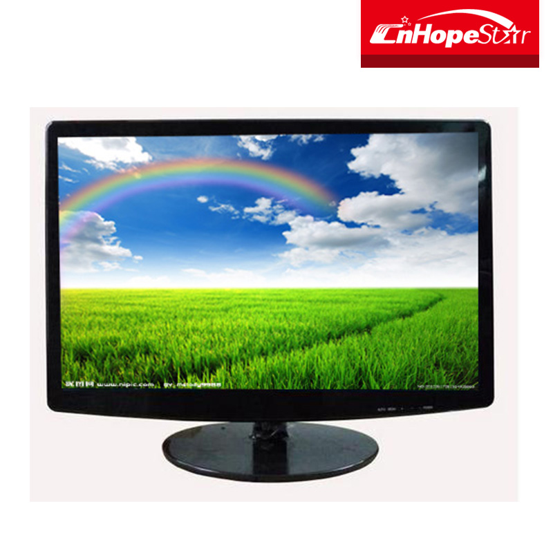 full hd widescreen 1080P 17 inch lcd monitor from hopestar