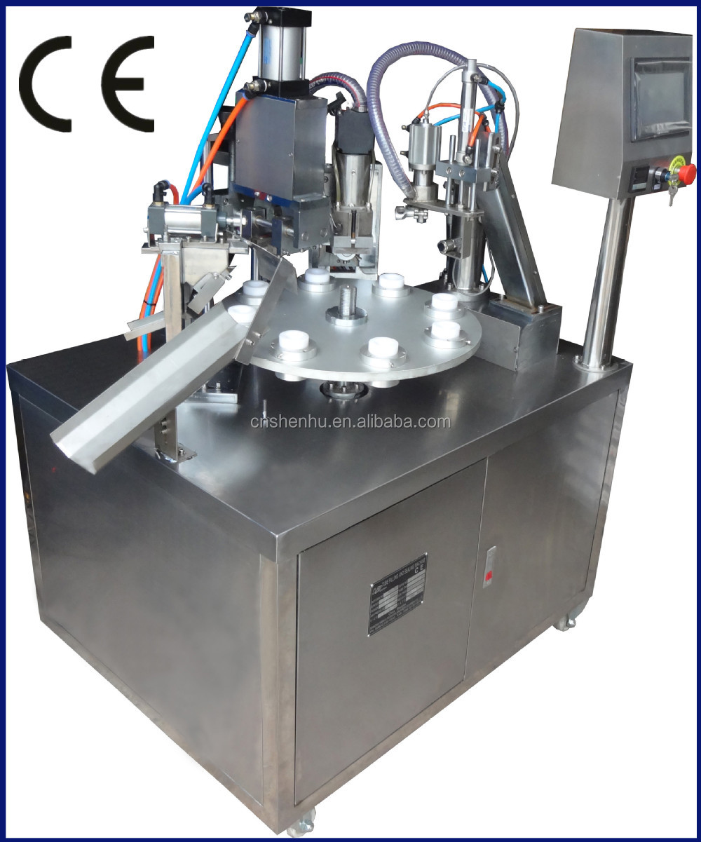 Chocolate Sauce Tube Fill And Seal Machine