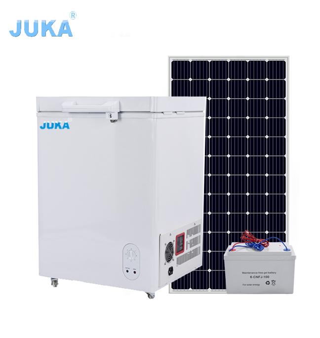 China Solar Powered Deep Freezer, China Solar Powered Deep Freezer