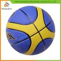 Newest selling trendy style laminated basketball China sale