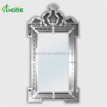 Venetian Wall Fancy Rectengal Silver Mirror Buy Venetian Mirror Rectangle Venetian Mirror Decorative Wall Mirror Product On Alibaba Com