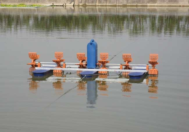 New Design Paddle Wheel Aerator For Fishery Made In China
