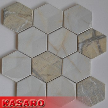 Ceramic Roof Tilebathroom Tile 3d Ceramic Floor Tilehexagon Mosaic