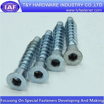 direct factory price 6mm furniture bolts
