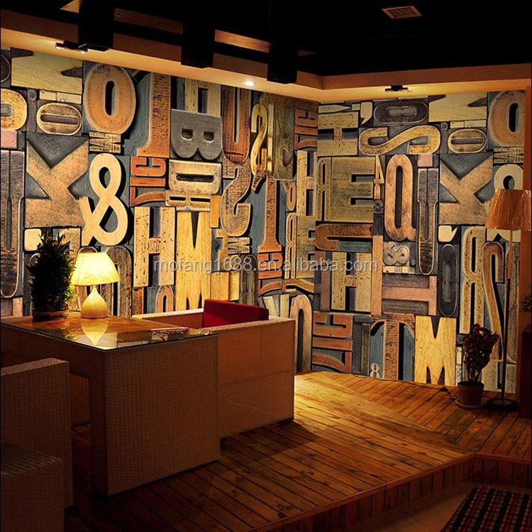 Personalizar tendencia de decoraci n marvel murales de - Murales de pared 3d ...