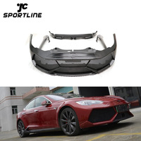 Car Bumper Body Kits for Tesla Model S Sedan 4-Door 2012-2015