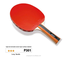 Pingpong pimples in rackets long holder and short holder good quality bat
