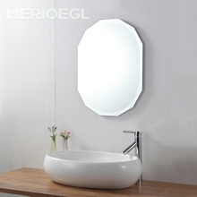 Home eco-friendly fashionable designed mirrors bath mirror