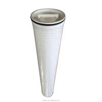 Replace pall high flow cartridge water filter industrial made in China