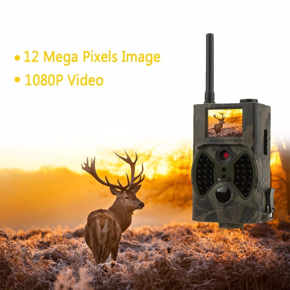 Hot sale hunting hidden cameras trail camera for outdoor night vision HC500G