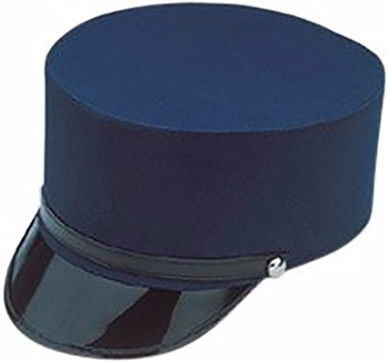 conductor hat template - wholesale navy blue conductor hat for train birthday party