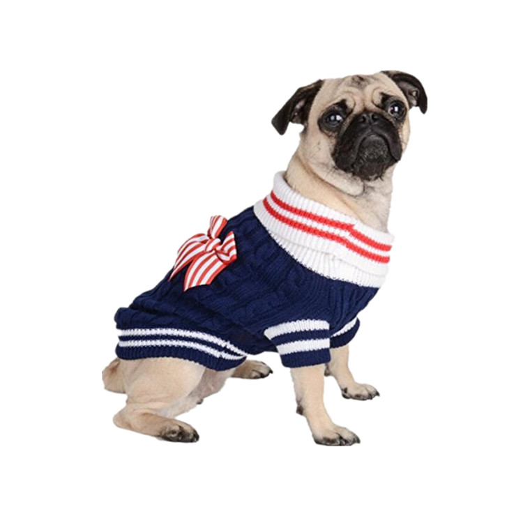 2017 wholesale low price custom pet clothing pet dog clothes in winter pet accessory