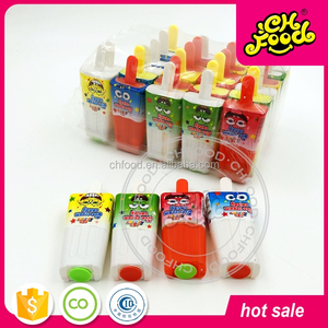 Ice Cream Shape Toys With Fruit Hard Candy